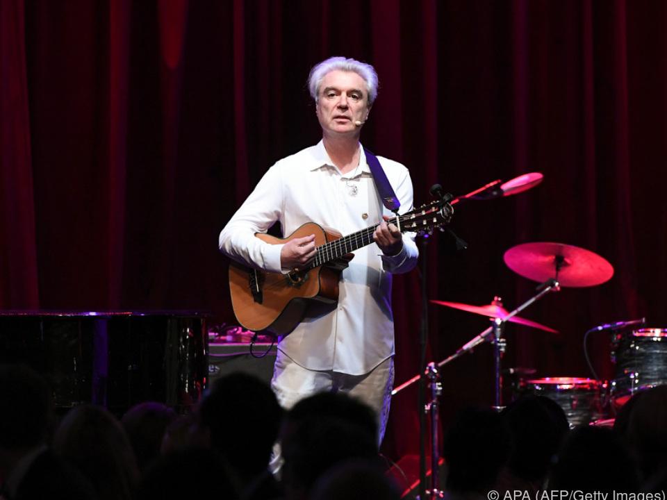David Byrne sieht sich als Außenseiter