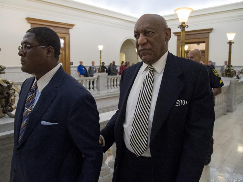 Auswahl der Geschworenen für Prozess gegen TV-Star Bill Cosby