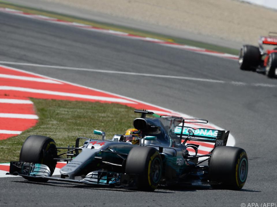 Der Brite setzte sich in einem spannenden Grand Prix durch
