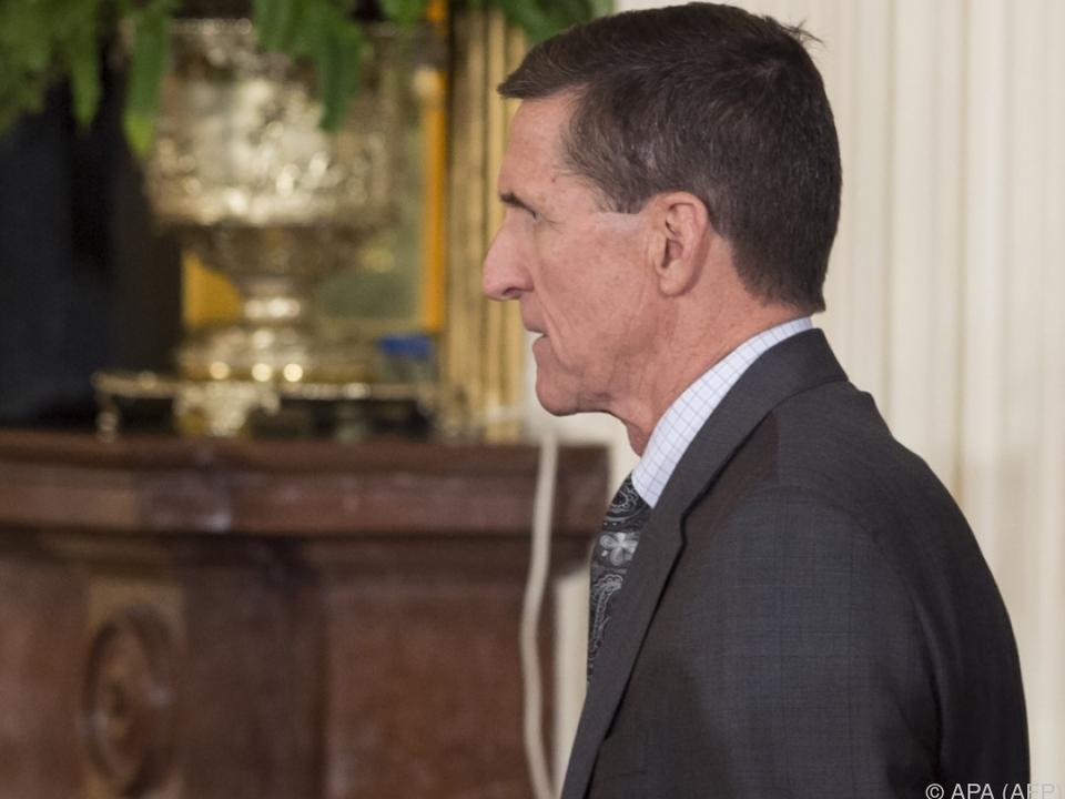 Der Ex-Sicherheitsberater war im Februar zurückgetreten