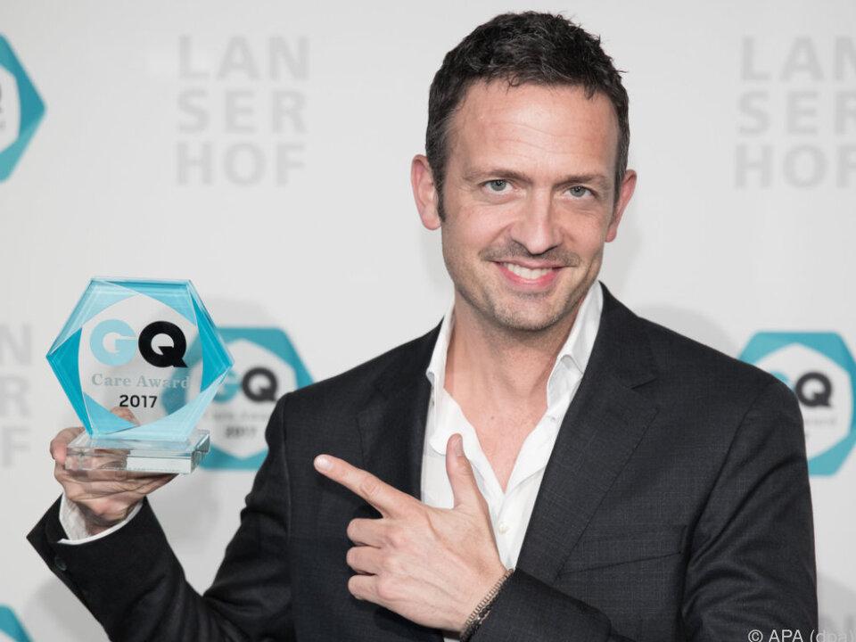 Der Jazz-Trompeter mit der GQ-Auszeichnung