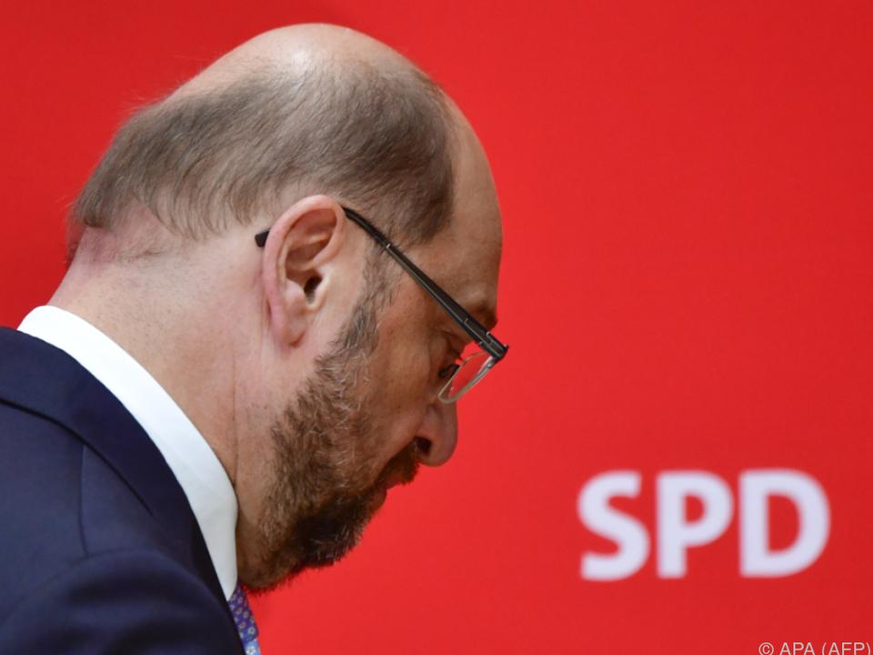Der Schulz-Effekt verpufft schön langsam