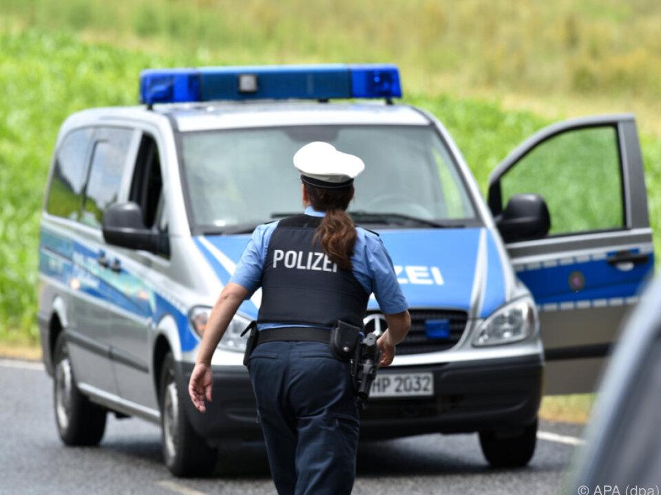 Hessen: Polizist erschießt Ehefrau und tötet sich selbst