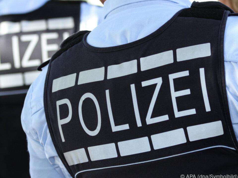 Deutsche Polizei feiert Fahndungserfolg