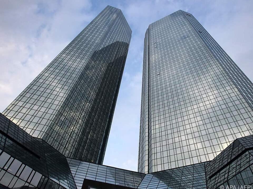 Die Deutsche Bank ist auch mit an Bord
