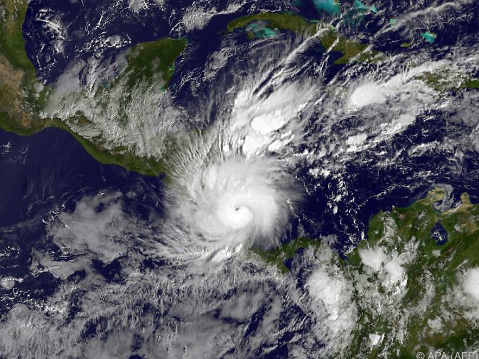 Die Hurrican-Saison beginnt demnächst