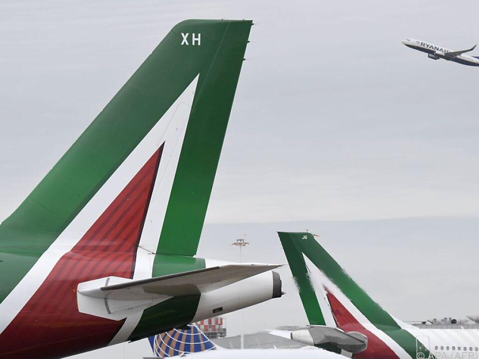 Die italienische Airline soll verkauft werden