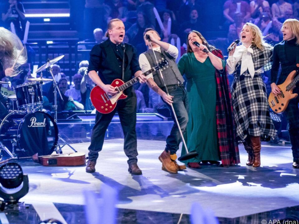Die Kelly Family steht wieder gemeinsam auf der Bühne