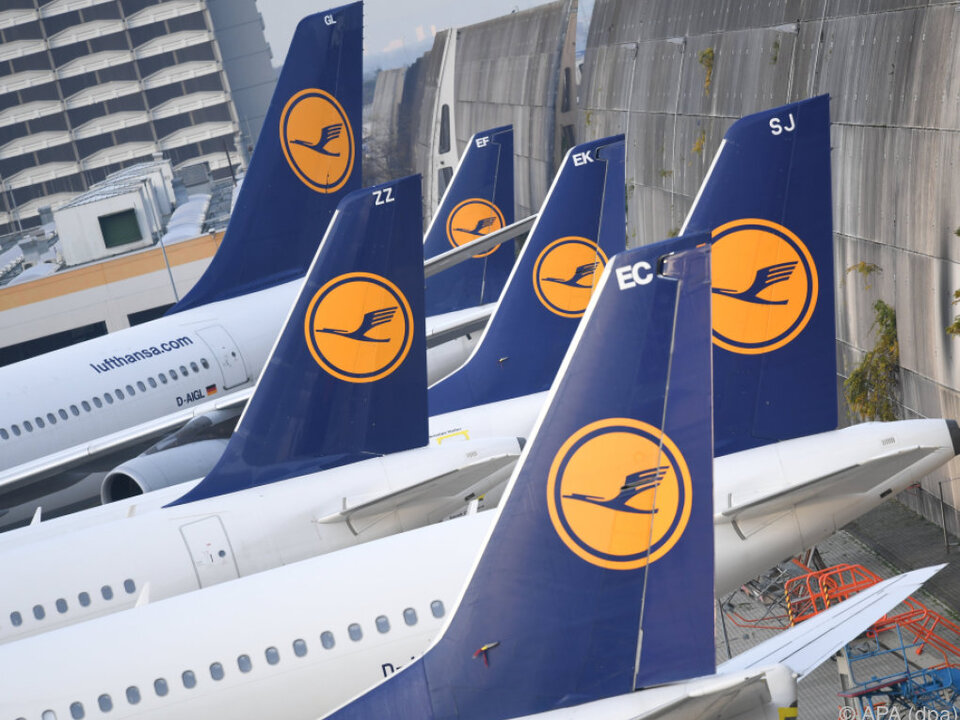 Die Kranich-Airline sucht neues Personal