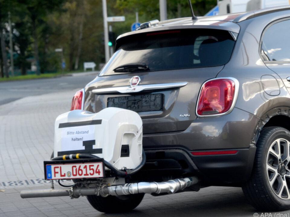Die Marke Fiat Chrysler ist betroffen
