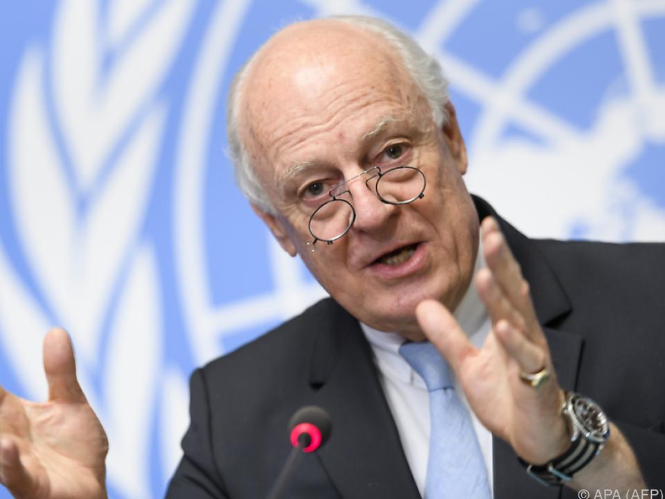 Genf: Explosive US-Vorwürfe an Assad vor neuen Syrien-Gesprächen
