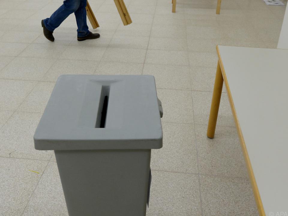 Die Wahl startet am 16. Mai