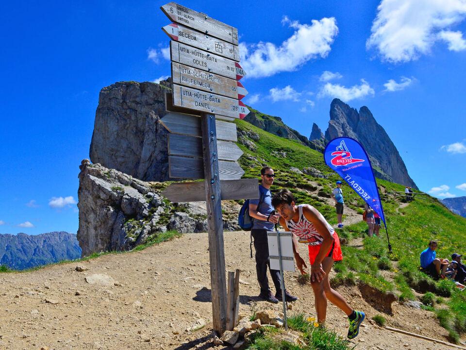 Gardena Mountain Run