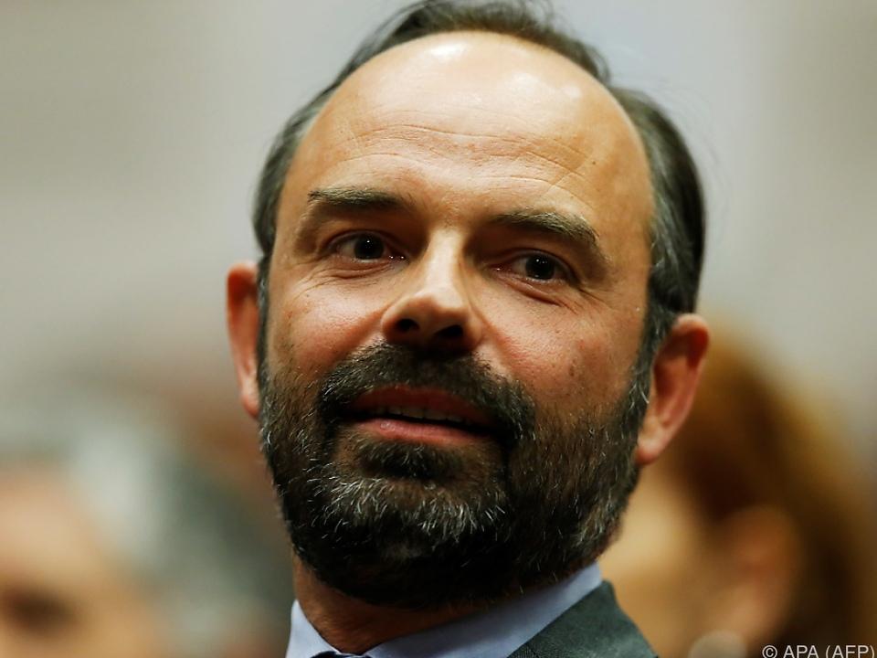 Edouard Philippe wird neuer Premierminister