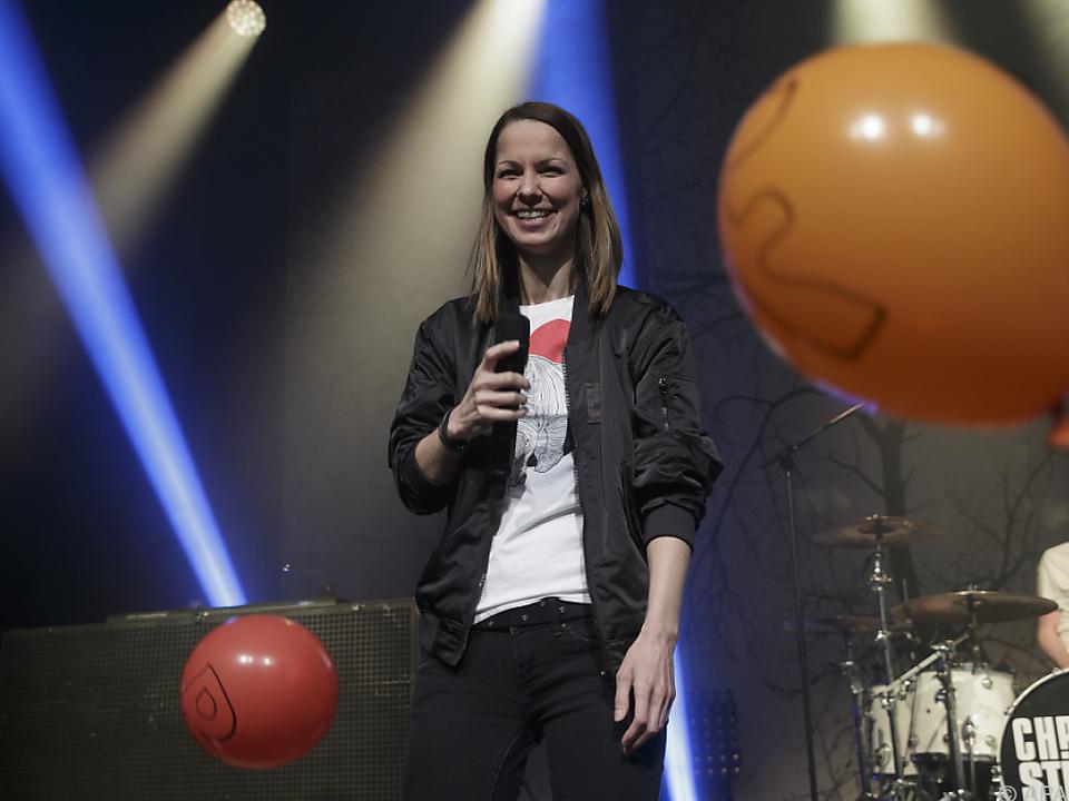 Erfolgreicher Tourauftakt für Christina Stürmer
