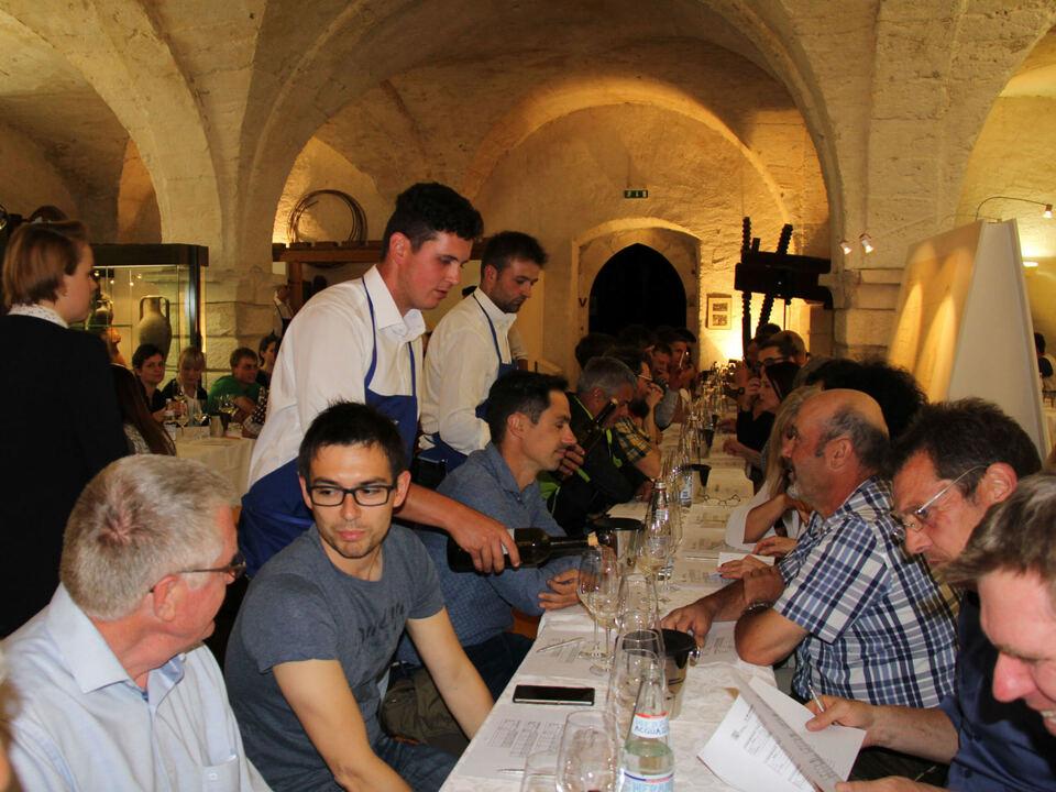 19. Landesweinkost Südtiroler Bauernjugend