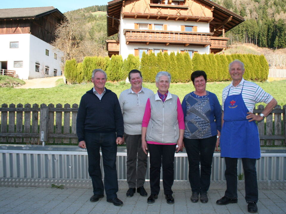 Ortsgruppe Senioren im Südtiroler Bauernbund Rodeneck