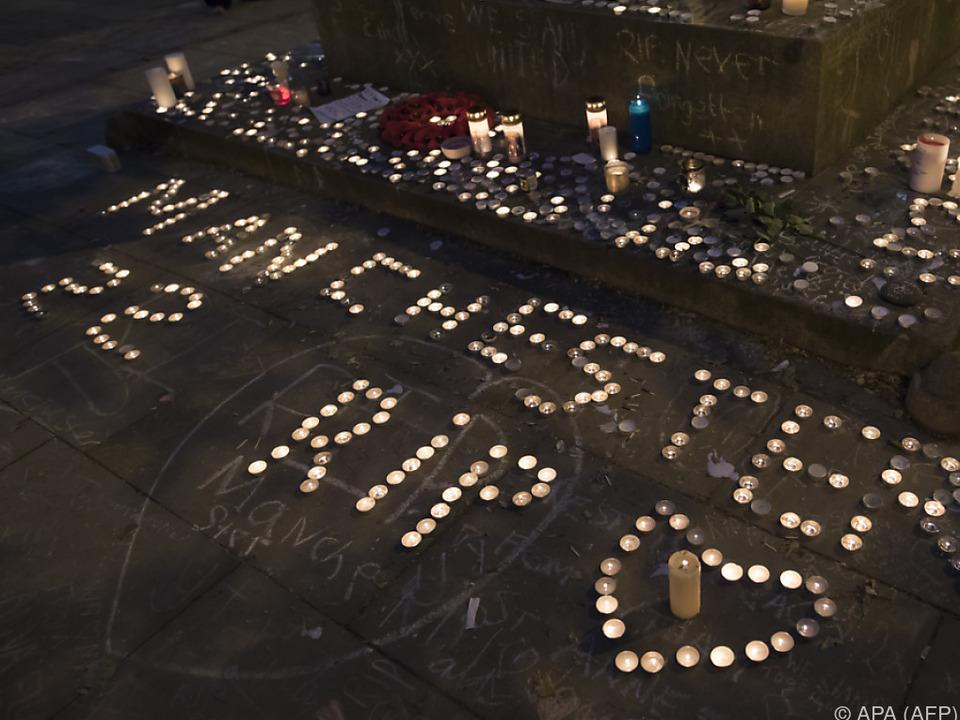Gedenken an die 22 vorwiegend jungen Todesopfer