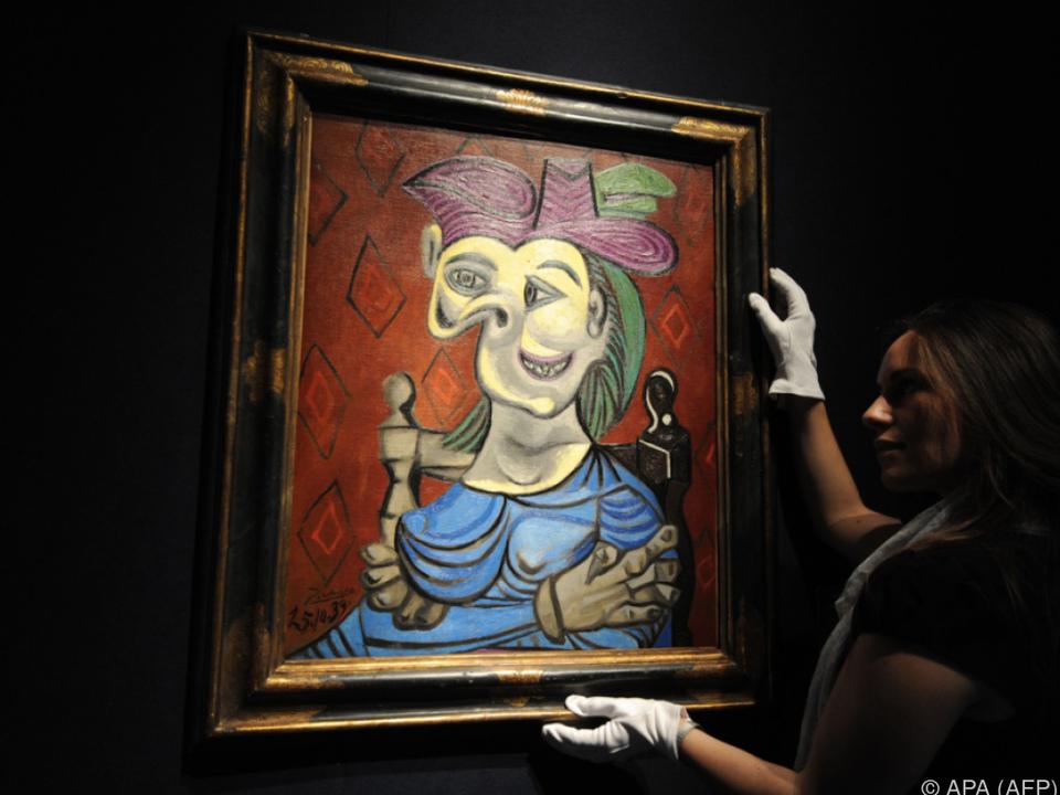 Pablo Picassos luxuriöses Wohnhaus steht zum Verkauf