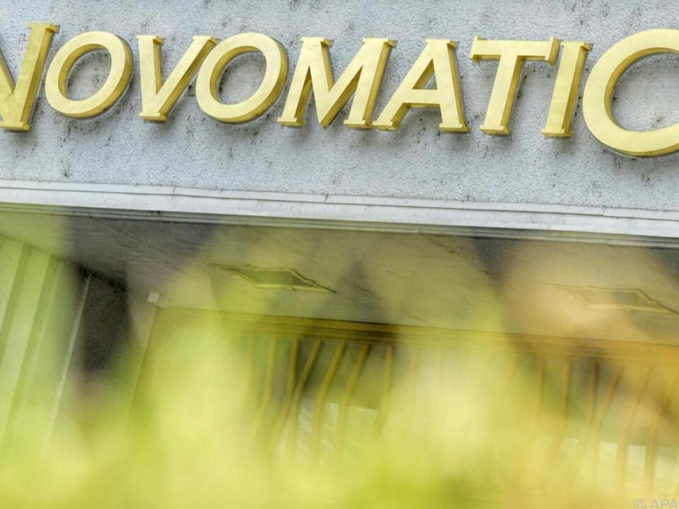 Gericht folgte der Argumentation von Novomatic