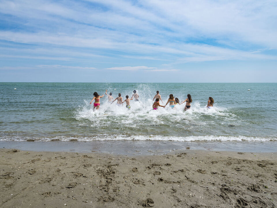 Sommer/Strand/Urlaub/Meer/Caritas Caorle