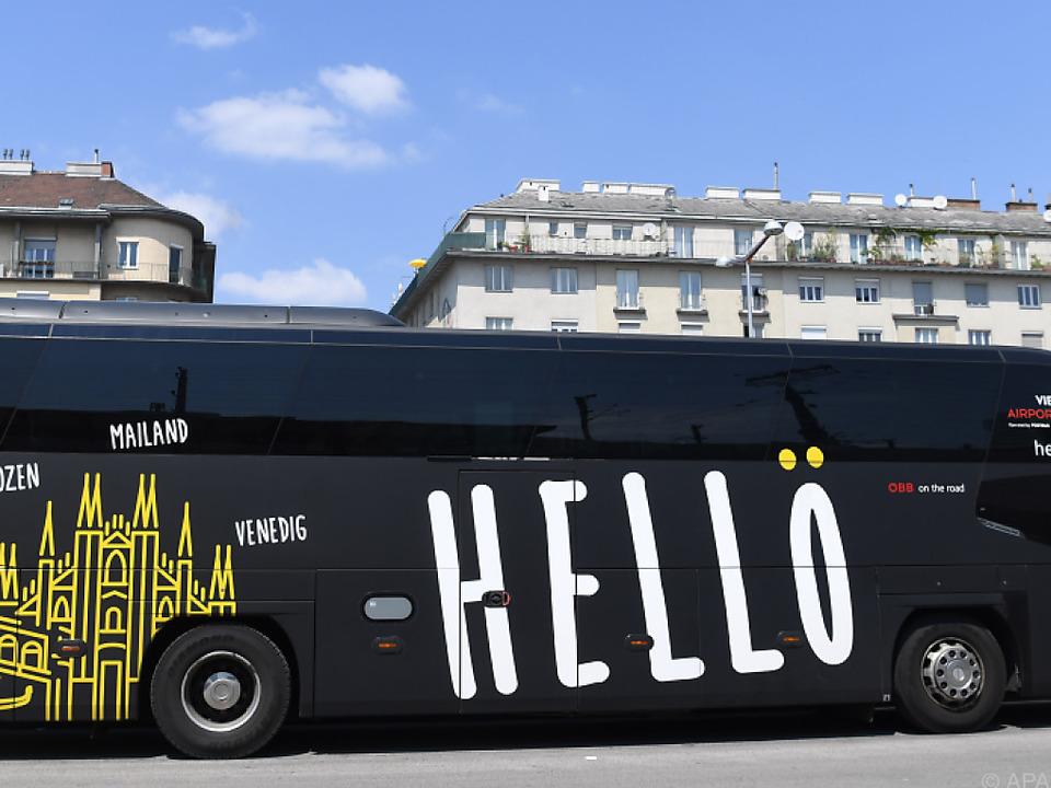 Flixbus übernimmt Fernbusgeschäft der österreichischen ÖBB