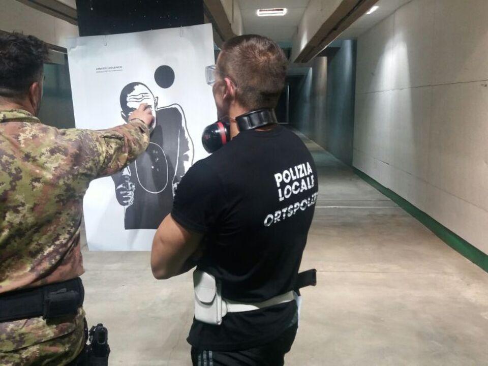 stadtpolizei carabinieri ausbildung