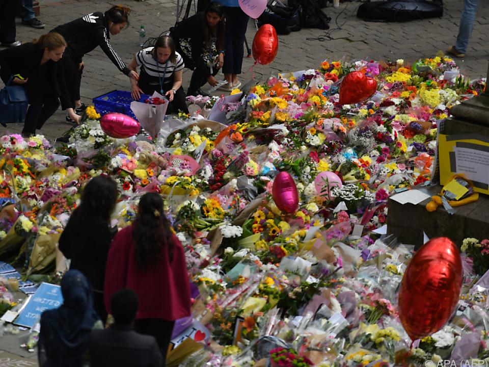Drei weitere Festnahmen nach dem Anschlag von Manchester