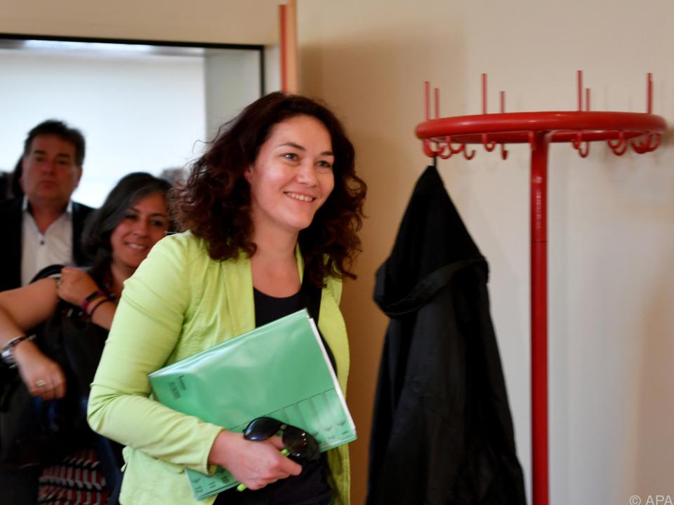 Ingrid Felipe ist eine der Favoritinnen für die Glawischnig-Nachfolge