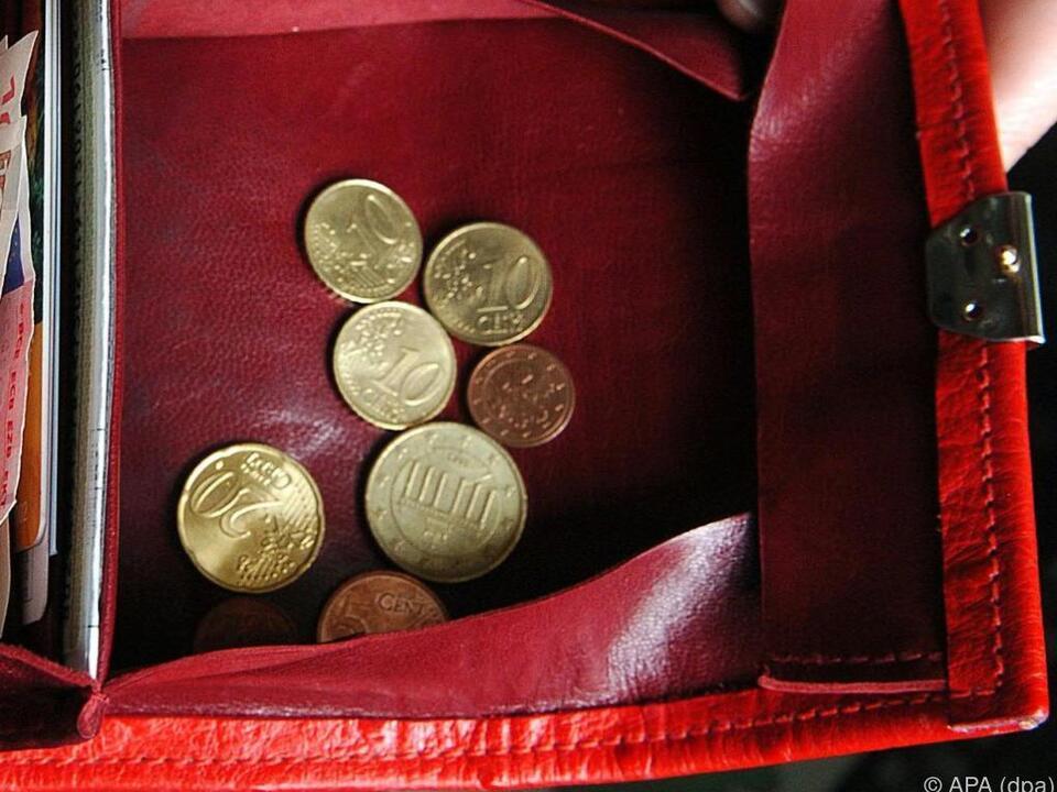 Italiener wollen die kleinsten Kupfermünzen loswerden