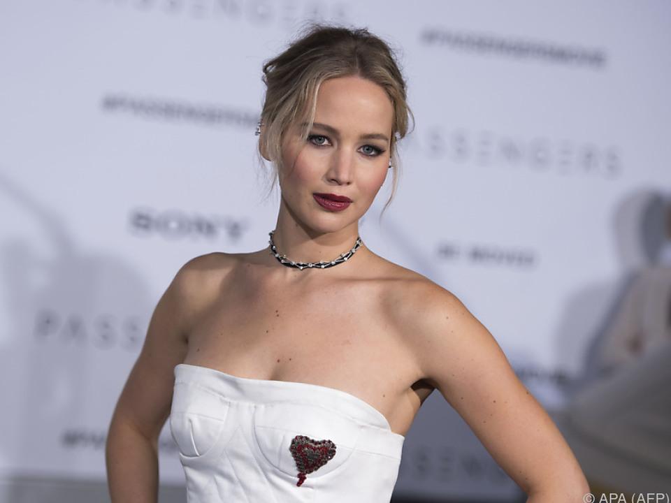 Jennifer Lawrence versteht die Aufregung nicht
