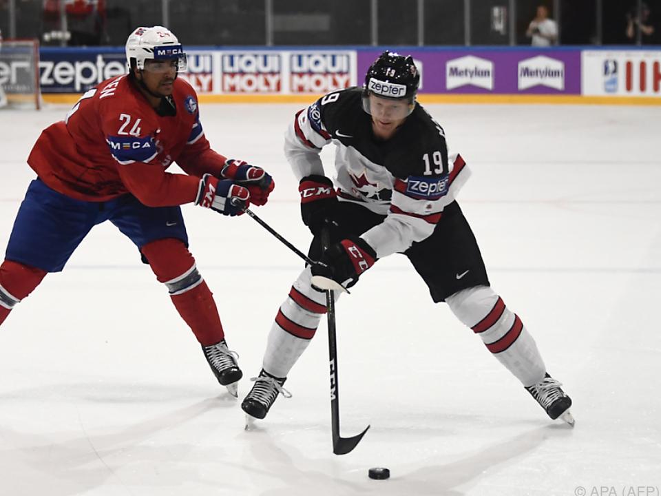 USA bei Eishockey-WM mit Chance auf Gruppensieg