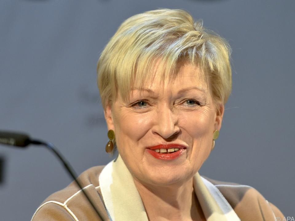 Karin Bergmann verlässt das Burgtheater mit Ende August 2018