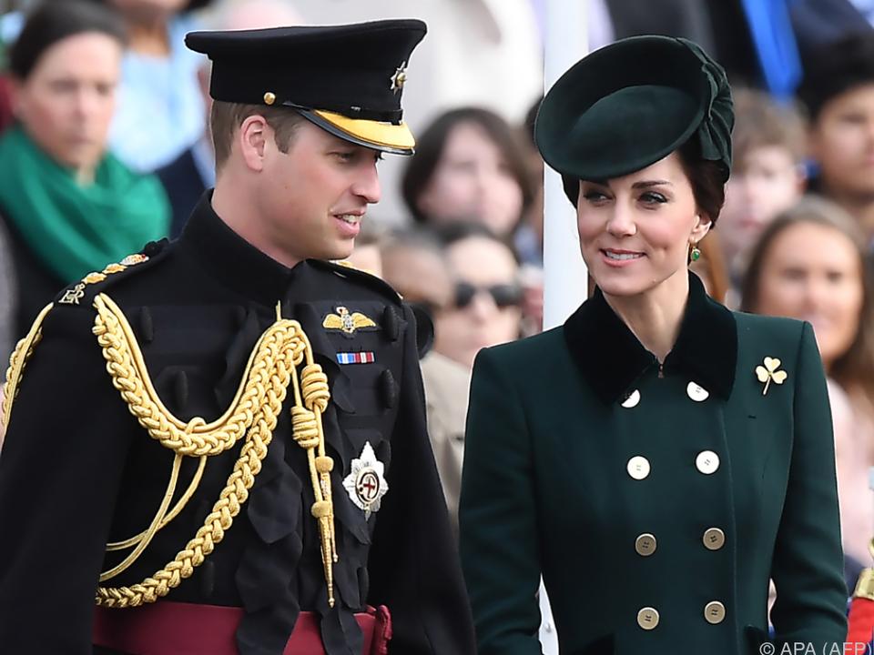 Kate und William sind seit 2011 verheiratet