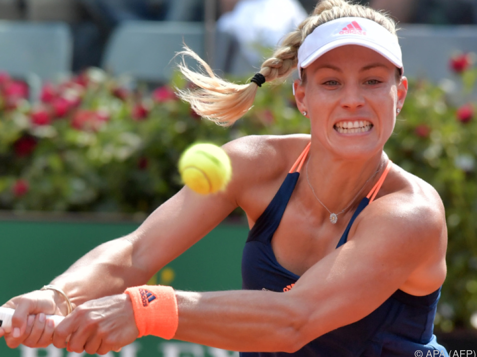 Kerber vor French Open: