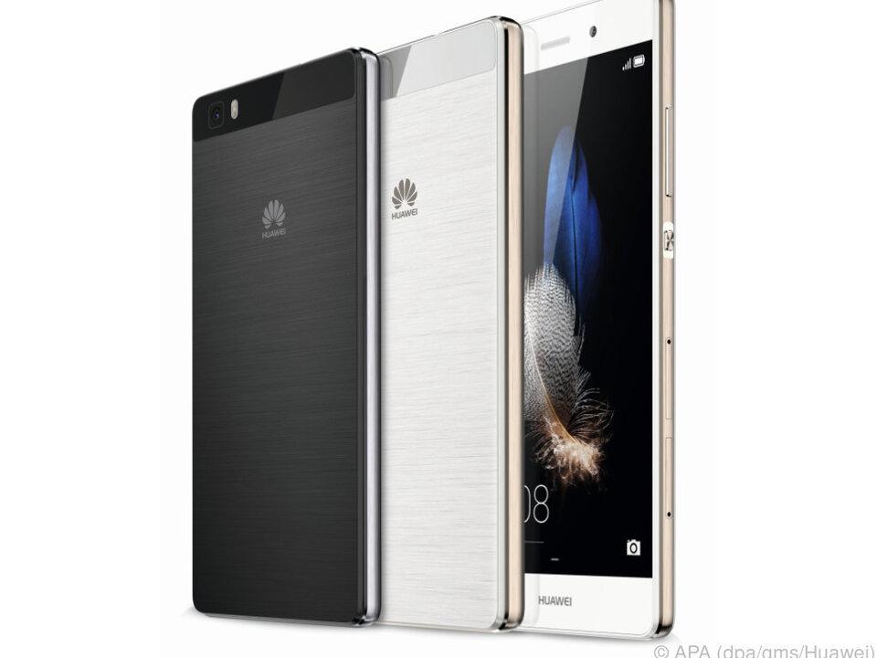 Das Huawei P8 lite kommt für aktuell rund 170 Euro nach Hause