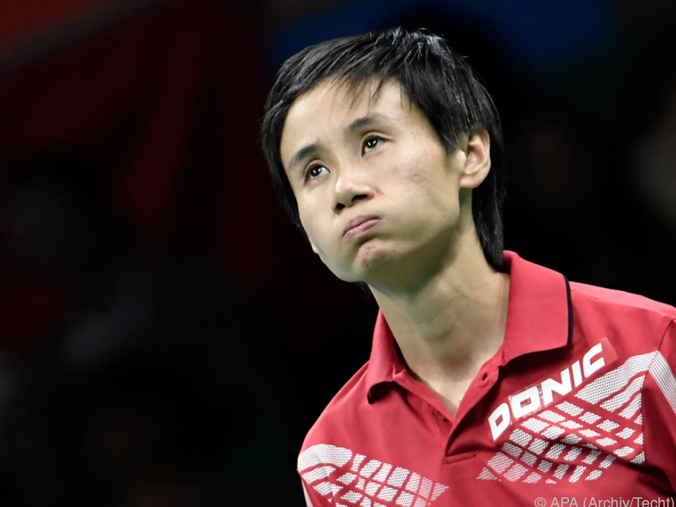 Liu Jia steht in der dritten Einzel-Runde