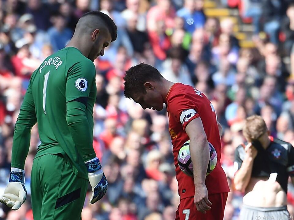 Klopps FC Liverpool patzt erneut gegen Southampton
