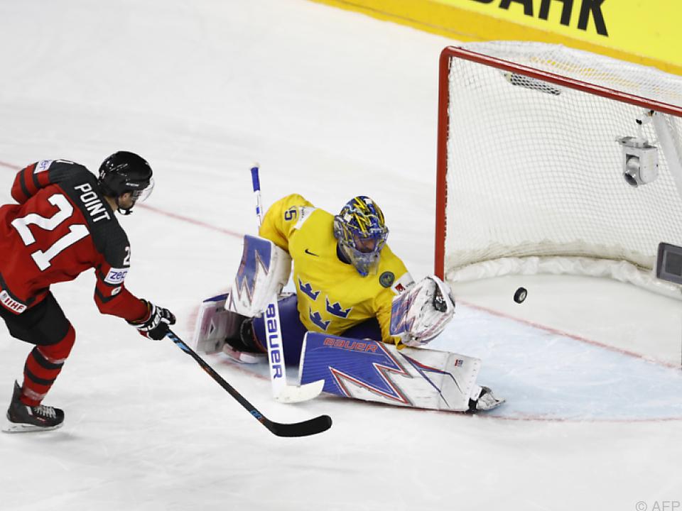 Penalty-Krimi! Schweden entthront Weltmeister Kanada