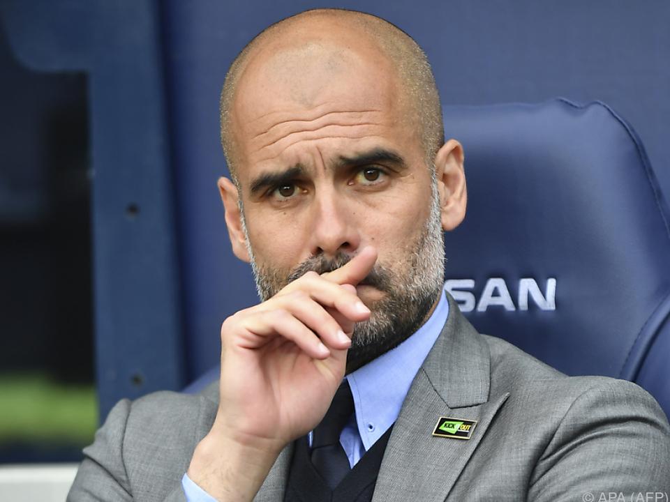 Manchester-Anschlag - Pep Guardiolas Frau und Kinder in der Halle