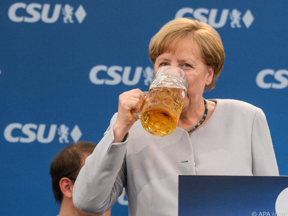 Merkel setzt lieber auf Alt-Bewährtes