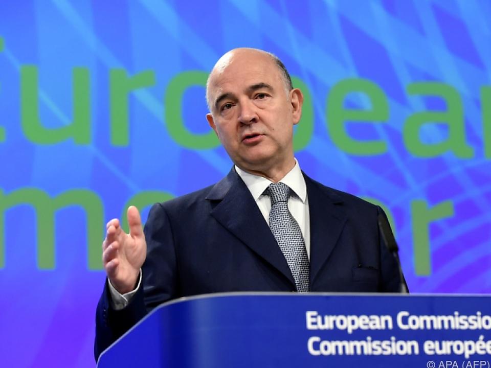 Moscovici kämpft für fairere Besteuerung in Europa