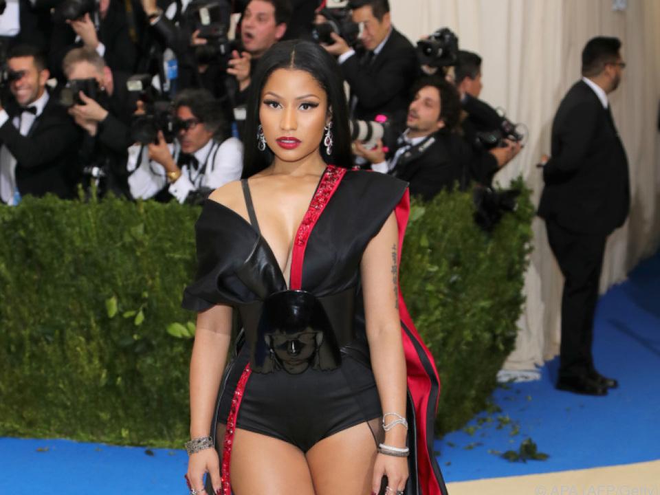 Rapperin Nicki Minaj übernimmt Studiengebühren für Fans