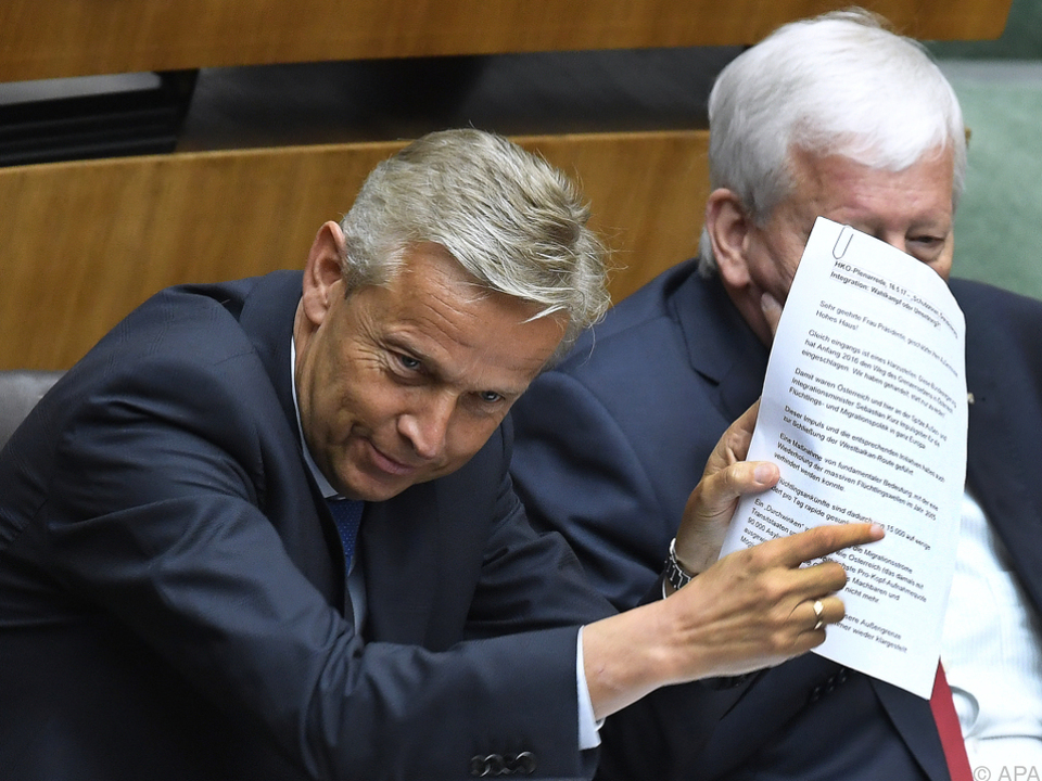 ÖVP will noch einige Punkte abarbeiten