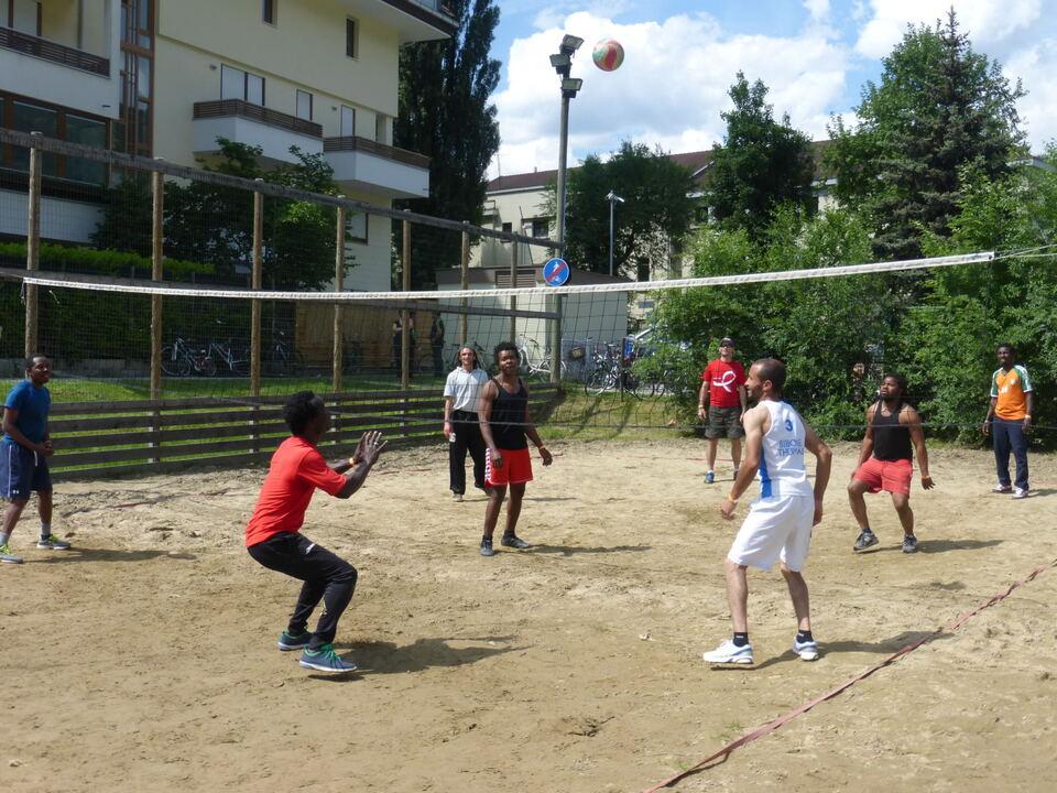 Volleyball/Interkulturelles Sportfest Brixen