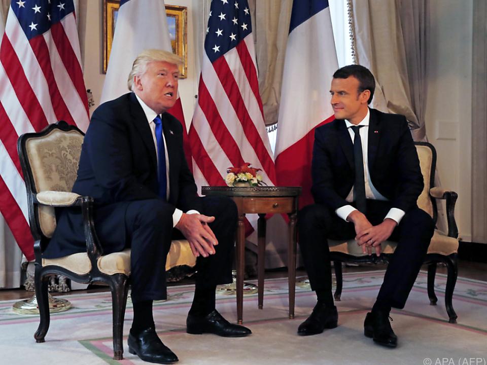 G7-Partner appellieren an USA: Kein Ausstieg aus Klimaabkommen