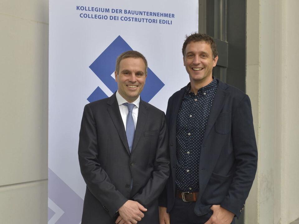 pres-vice Kollegium Bauunternhmer