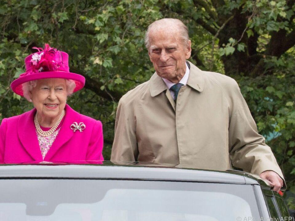 Prinz Philip setzt sich zur Ruhe