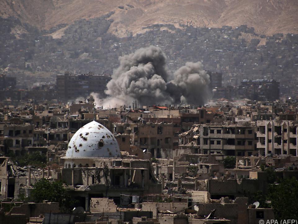 Rückschlag bei Syrien-Gesprächen: Rebellen setzen Teilnahme aus