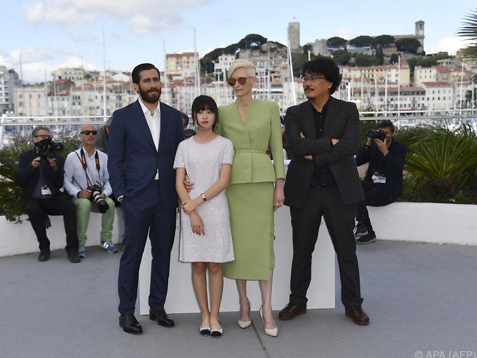 Reine TV-Produktionen werden vom Cannes-Publikum nicht goutiert